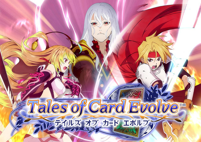 Tales of Card Evolve